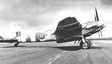 220px-613 Squadron Mosquito FB.VI at RAF Lasham June 1944